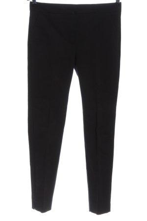 MNG Spodnie garniturowe czarny W stylu biznesowym