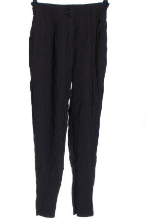 MNG Baggy Pants schwarz Casual-Look