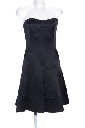 MNG Bandeau Dress black elegant