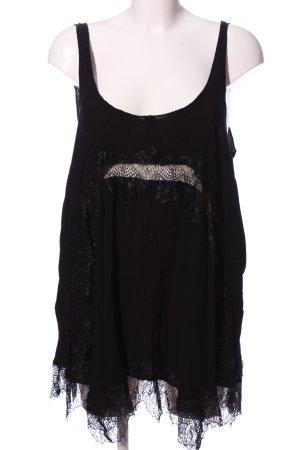 MNG Longtop schwarz Elegant