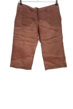 MNG Basics 3/4-Hose braun Casual-Look