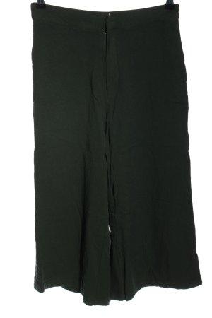 MNG Basics 7/8-Hose schwarz Casual-Look