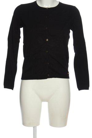MNG Basics Cardigan schwarz Casual-Look