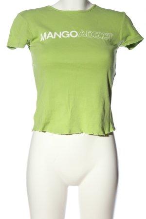 MNG Basics Print-Shirt