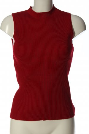 MNG Basics Neckholder Top red casual look