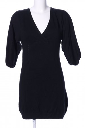 MNG Basics Knitted Dress black business style