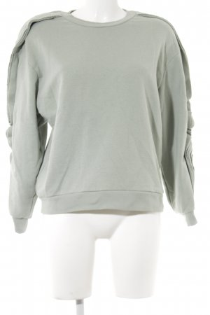 MNG Basics Sweatshirt graugrün Casual-Look