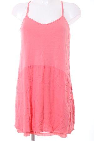 MNG Basics Trägerkleid pink Casual-Look
