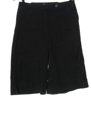 MNG High-Waist-Shorts schwarz Casual-Look