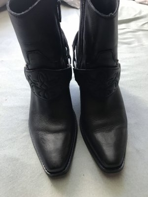 MNG Ankle Boots black