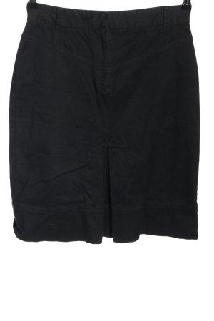 MNG Bleistiftrock schwarz Casual-Look