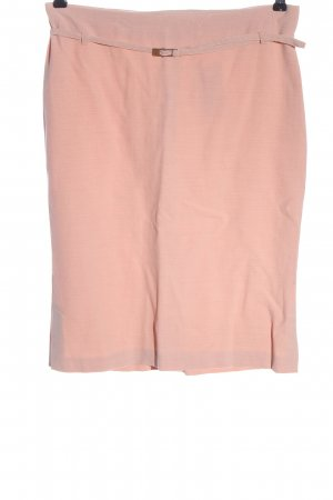 MNG Bleistiftrock pink Business-Look