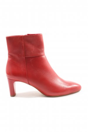 MNG Booties rot Casual-Look