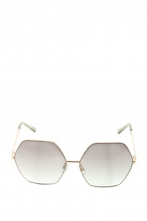 MNG Glasses gold-colored casual look