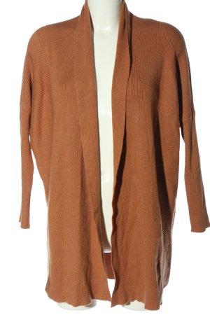 MNG Kardigan brązowy W stylu casual