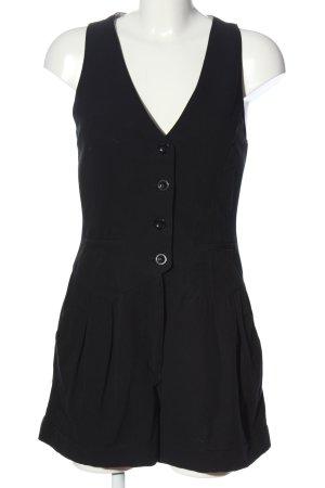 MNG Casual Sportswear Jumpsuit schwarz Business-Look