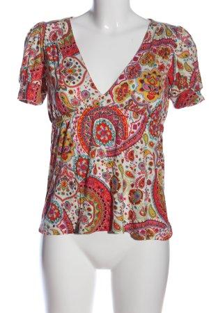 MNG Casual Sportswear Kurzarm-Bluse