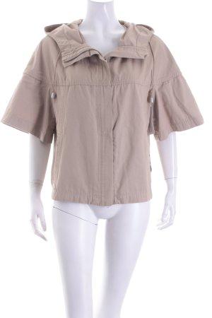 MNG Casual Sportswear Kurzjacke beige Casual-Look