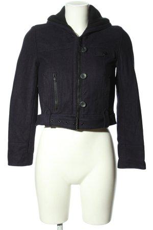 MNG Casual Sportswear Kurzjacke schwarz Casual-Look