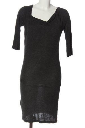 MNG Casual Sportswear Midikleid schwarz Casual-Look