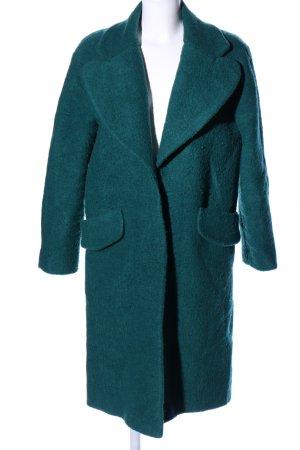 MNG Casual Sportswear Oversized Mantel grün Business-Look