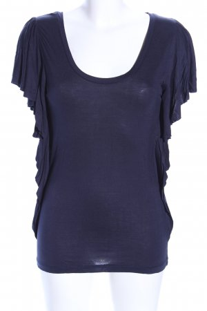 MNG Casual Sportswear Shirt Tunic blue casual look