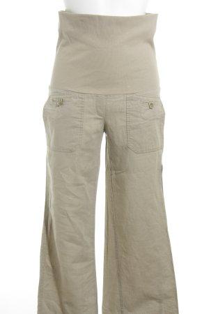 MNG Casual Sportswear Stoffhose beige sportlicher Stil