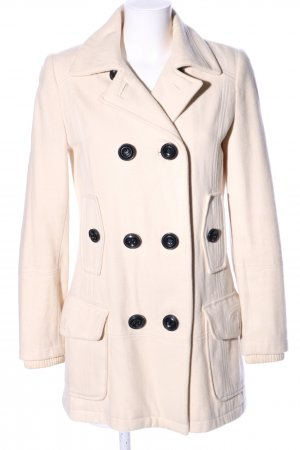 MNG Casual Sportswear Trenchcoat creme Casual-Look