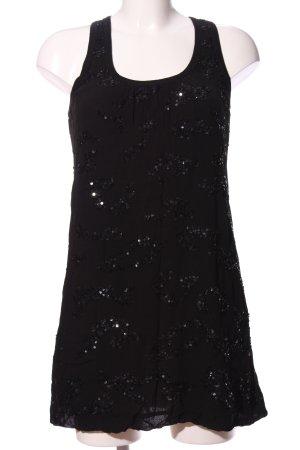 MNG Casual Sportswear Tunika schwarz Elegant
