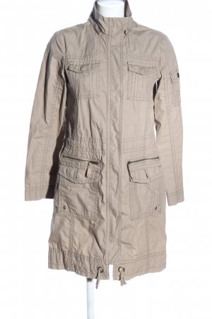 MNG Casual Sportswear Übergangsjacke wollweiß Casual-Look