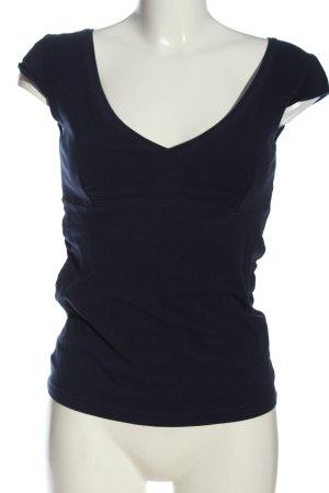 MNG Casual Sportswear V-Ausschnitt-Shirt
