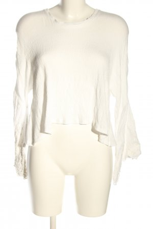 MNG Casual wear Cropped Shirt