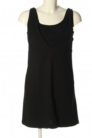 MNG Casual wear Minikleid schwarz Casual-Look