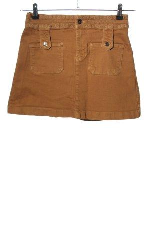 MNG Casual wear Minirock braun Casual-Look