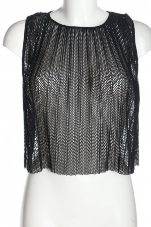 MNG Casual wear Mesh Shirt black casual look