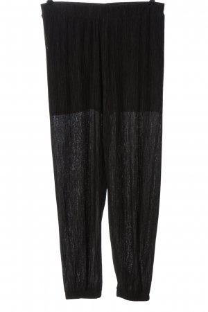 MNG Casual wear Stoffhose schwarz Casual-Look