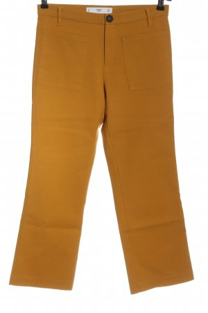 MNG Casual wear Stoffhose hellorange Casual-Look