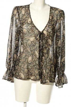 MNG Casual wear Transparenz-Bluse