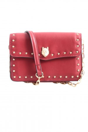 MNG Clutch rot Casual-Look