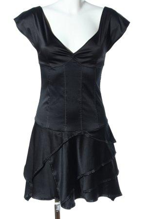 MNG Cocktailkleid schwarz Elegant