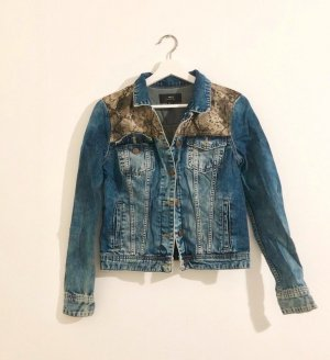MNG Collection Blaue Jeans Jacke
