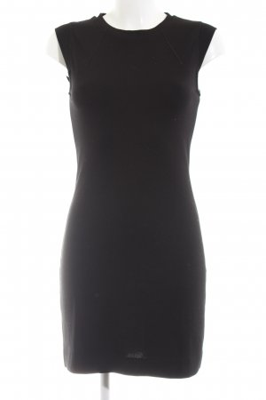 MNG Collection Bleistiftkleid schwarz Business-Look