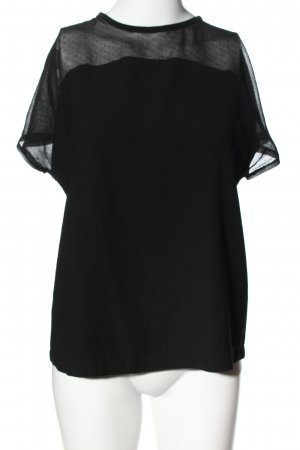 MNG Collection Blusentop schwarz Casual-Look