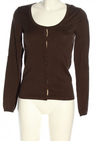 MNG Collection Cardigan braun Casual-Look