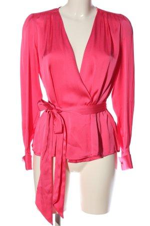 MNG Collection Hemd-Bluse pink Elegant