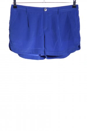 MNG Collection High-Waist-Shorts blau Casual-Look