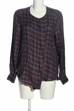 MNG Collection Karobluse Karomuster Casual-Look