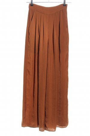 MNG Collection Palazzo Pants light orange casual look