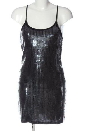 MNG Collection Trägerkleid schwarz Elegant