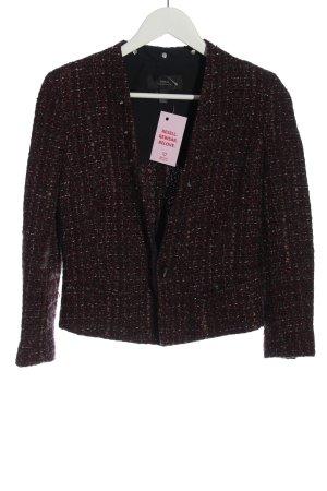 MNG Collection Tweedblazer braun meliert Casual-Look